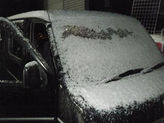 朝の車.JPG